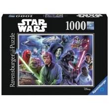 Casse-tête, 1000 mcx - Star Wars Collection 3