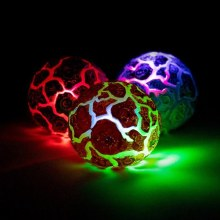 Balle antistress - Magma Light up