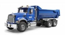 Camion Mack Bleu