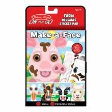 Make-a-face - Ferme