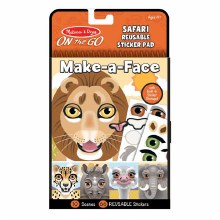Make-a-face - Safari