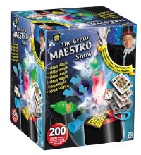 The Great Maestro show - 200 tours