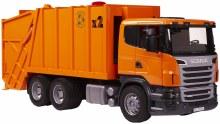 Camion SCANIA de recyclage