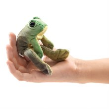 Mini Grenouille assise