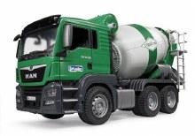 Camion Bétonnière MAN TGS