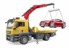 Man TGS Tow Truck Roaster