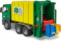 Camion à recyclage