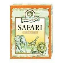 Professeure Caboche - Safari