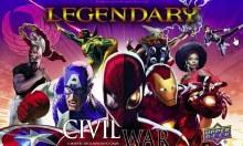 Marvel - Legendary Civil War (extension)