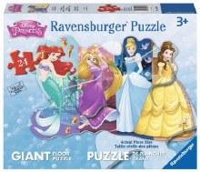 Casse-tête de plancher, 24 mcx - jolies princesses