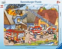 Casse-tête. 14 mcx - Pompier