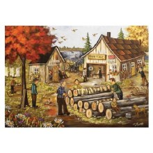Casse-tête 500 mcx - Moulin à scie