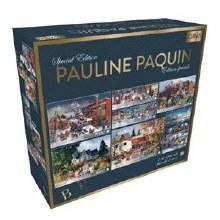 Casse-tête 7 en 1 Pauline Paquin Édition spécial