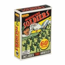 Soldats Armée Rétro - 60mcx