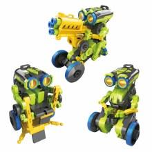 Tribo 3 en 1 Robot de Codage
