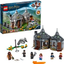 Cabane de Hagrid ,Sauvetage de Buk
