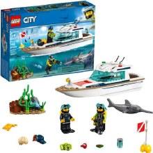 Yacht de plongée
