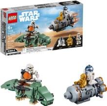 Star Wars - Escape Pod contre Dewback