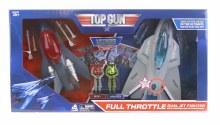 Top Gun - Ensemble 2 avions de chasse et accessoire