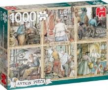 Casse-tête 1000 mcx - Anton pieck - Craftmanship
