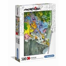 Casse-tête 500 mcx - Mordillo - L'Abandon