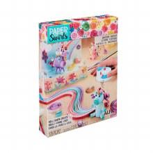 Paper Swirls - Licorne Féérique