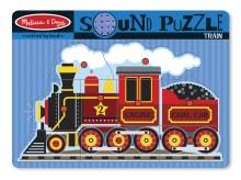 Casse-tête Sonore - Train