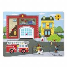 Casse-tête Sonore - Poste de pompier