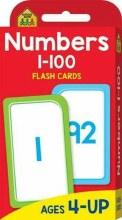 Cartes Éclaires - Nombre de 1 à 100