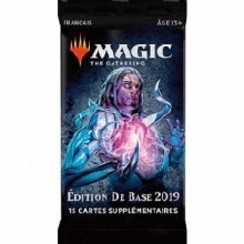 Mtg - Édition de Base 2019 Booster Pack (Fr.)