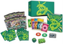 Pokémon - Sun & Moon - Celestial storm  elite trainer box