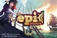 Tiny Epic Pirate