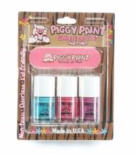 Piggy Paint - 3 Vernis