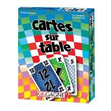 Cartes sur tables (Fr.)