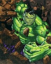 Diamond Dotz - Hulk