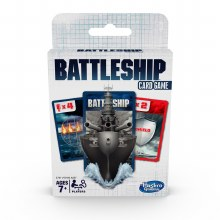 Battleship le jeu de carte