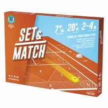 Set & Match (Bil.)