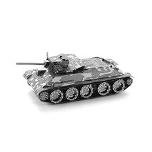 Metal Earth - T-34 Tank