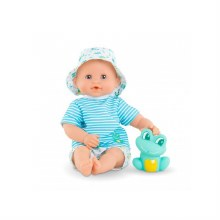 Poupée bébé bain Marin 12po