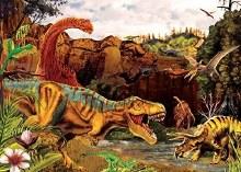 Casse-tête, 35mcx - Dino Story