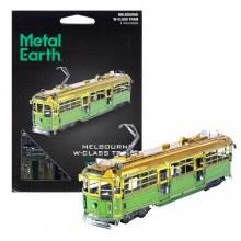 Metal Earth - W Class Tram