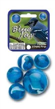 Assortiment de Billes - Blue Jay
