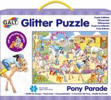 Casse-tête paillettes - 60 mcx - La parade des poneys