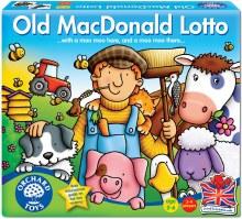 Jeu de loto du vieux Macdonald
