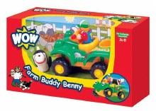 Benny l'ami de la ferme