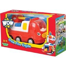 Ernie le camion de pompier