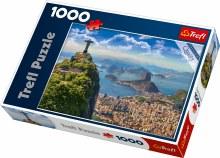 Casse-tête 1000 mcx - Rio de Janeiro