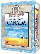 Professor Noggin - Geography of Canada