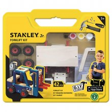 Stanley Jr. - Chariot élévateur à construire