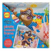 Cadre mosaïque - Pirate